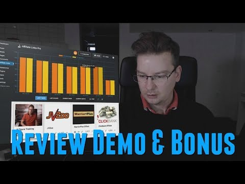 Affiliate Links Pro Review Demo Bonus - How To Brand Your Affiliate Links For Maximum Commission. http://bit.ly/2MFWKKZ