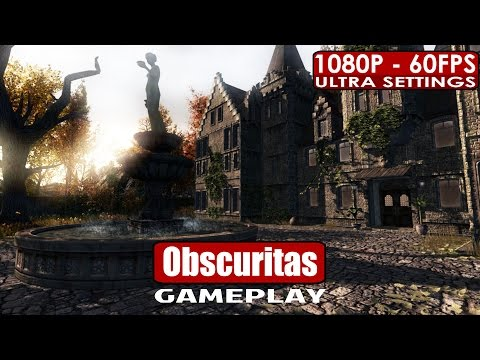 Obscuritas gameplay PC HD [1080p/60fps] |