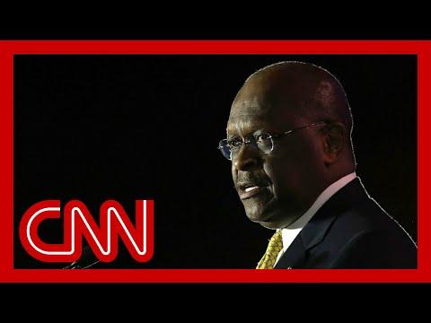 Herman Cain dies from coronavirus