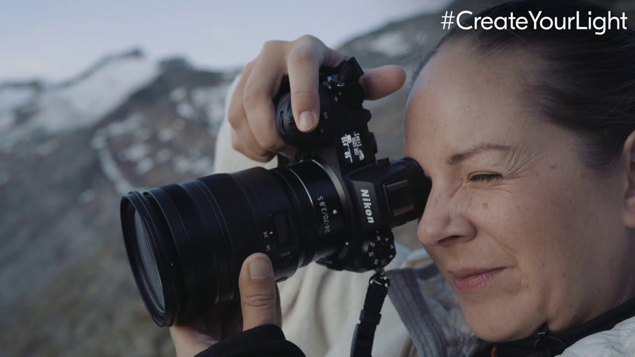 #CreateYourLight Thema 14: Reisefotografie mit Marion Payr und der Z 6II