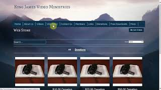 Is King James Video Ministries a Fraud?