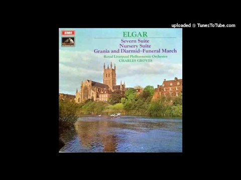 Edward Elgar : Nursery Suite for orchestra (1931)