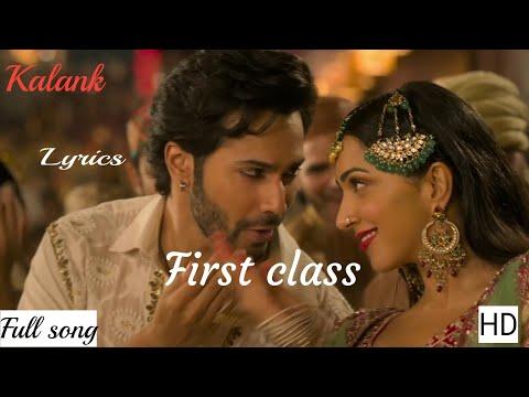 first-class-(kalank-2019)-video---mp3-song-varun-dhawan