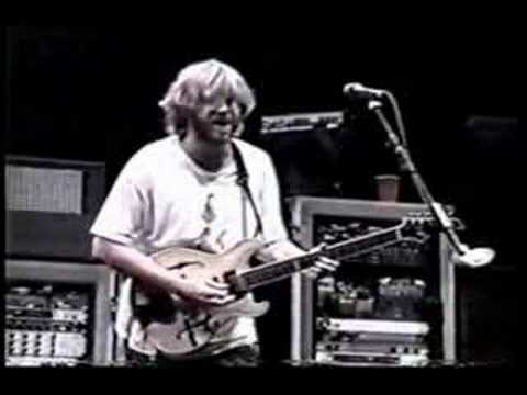 Phish 1996-08-17 Brother @ Clifford Ball, with Ben and Jerry