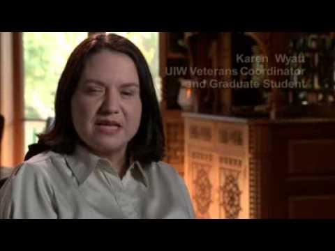 It's more than a diploma: Karen Wyatt I