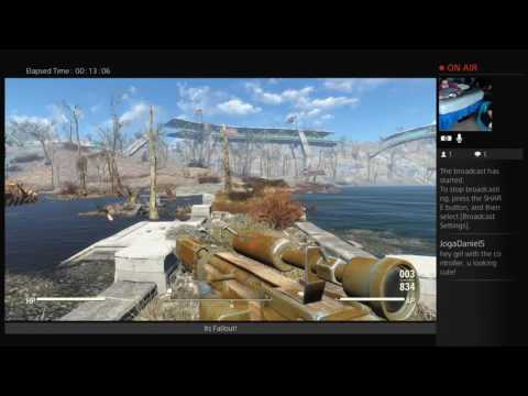 Fallout4: Water Plant Mission & Settlements