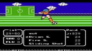 Captain Tsubasa 2 NES TsubasaTR Tournament Hacks by JairoM59 and SvChatos