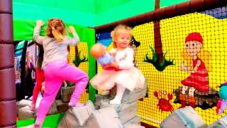 Беби бон кукла катается на шаре Эльвира как мама беби бон Катя Игры дочки матери с беби бон