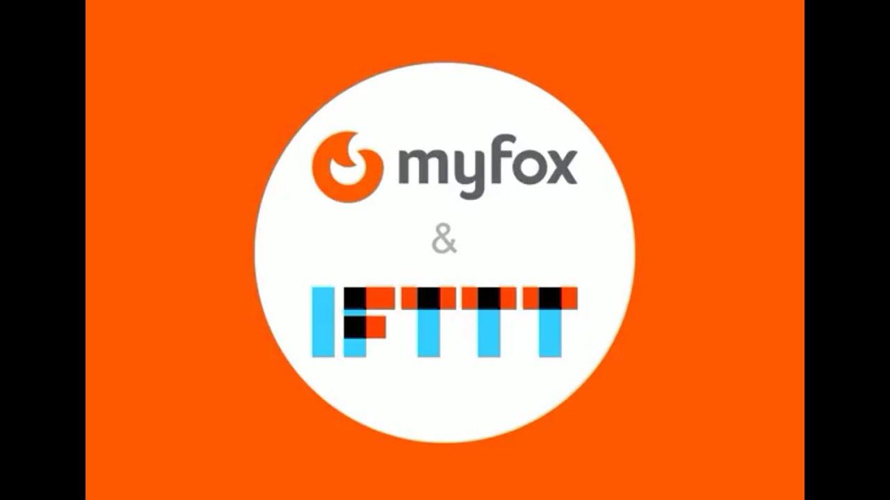 Tutorial setup ifttt with myfox home control en youtube - Myfox home control ...