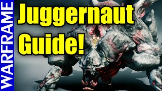 Quick Warframe Juggernaut Spawn Location Guide - Update 17.10.3  [1080HD]