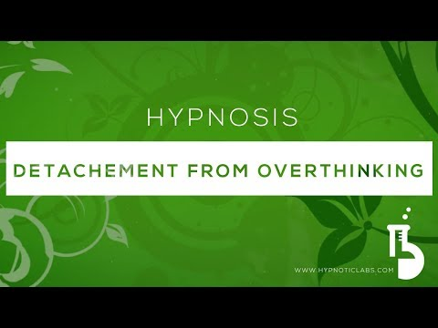 Guided Meditation for Detachment from Worry, Overthinking and Other People