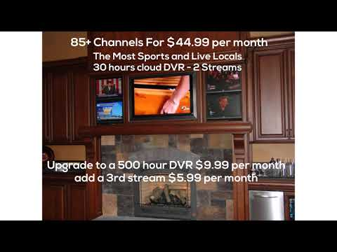 Local Live Tv Streaming - Streaming Live Tv And Cutting The Cord! Online TV