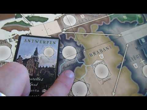 Wargame No# 15 Revolt in the Spanish Netherlands 1568