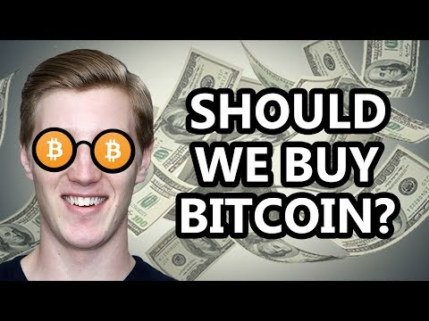Should We Be Buying Bitcoin?