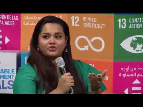 SDG Media Zone - ECOSOC Youth Forum 2018