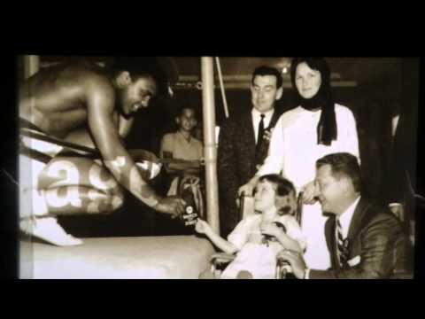 The Greatest Athlete Ever!! Muhammad Ali