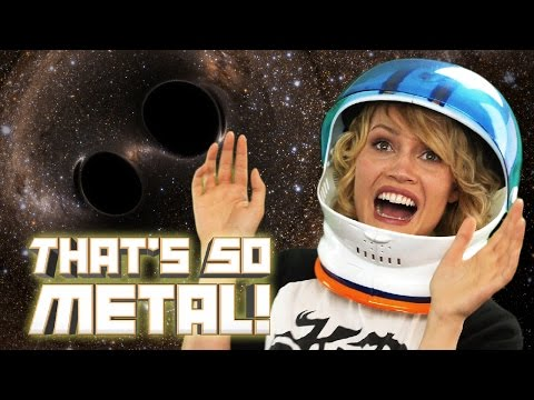 Black Holes and Ice Cream Conspiracies - THAT'S SO METAL! Episode 2 | MetalSucks