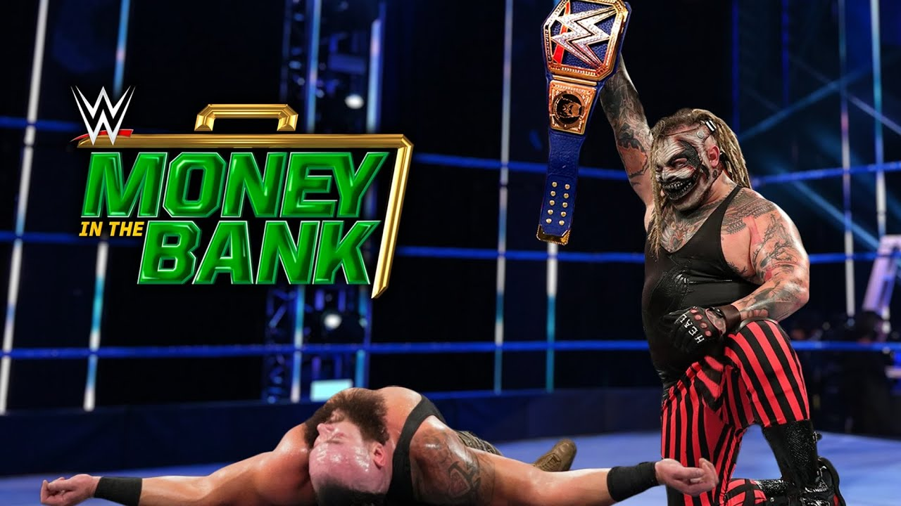 WWE Money In The Bank 2020 Results: Winners And Losers Of ...
