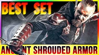 Skyrim Best Assassin Armor – Ancient Shrouded Armor LOCATION WALKTHROUGH  Build