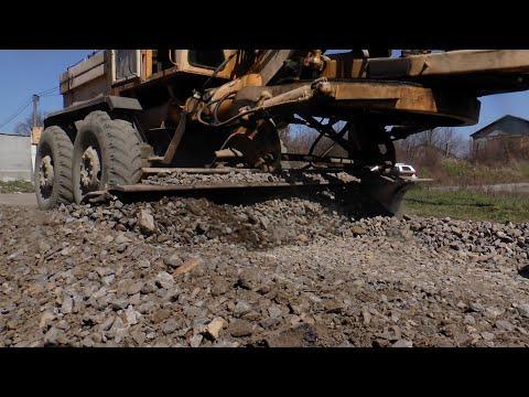У Хусті відремонтували дороги на 3 млн грн