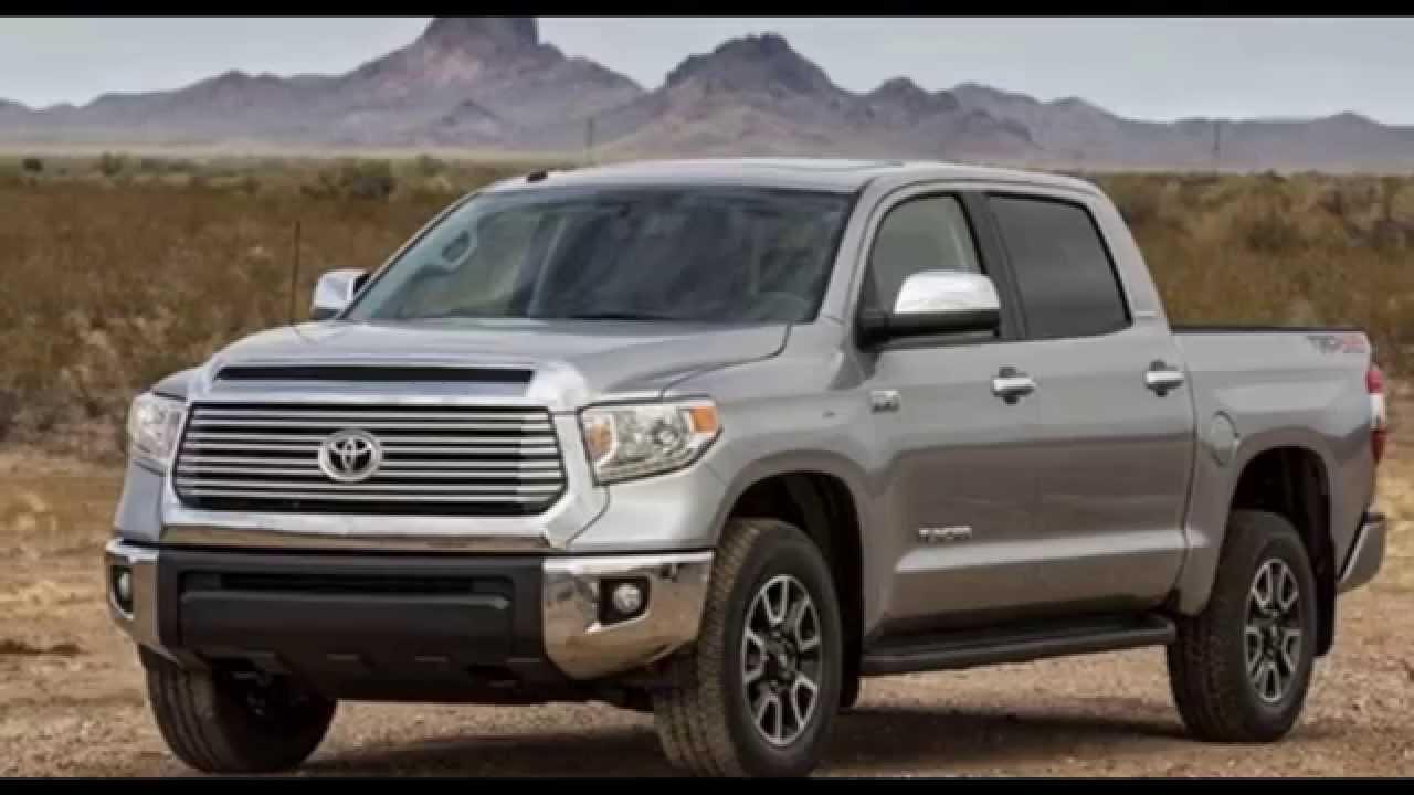 2018 Toyota Tundra - YouTube
