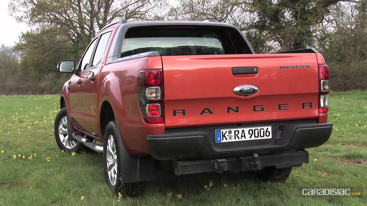essai vid o ford ranger youtube. Black Bedroom Furniture Sets. Home Design Ideas