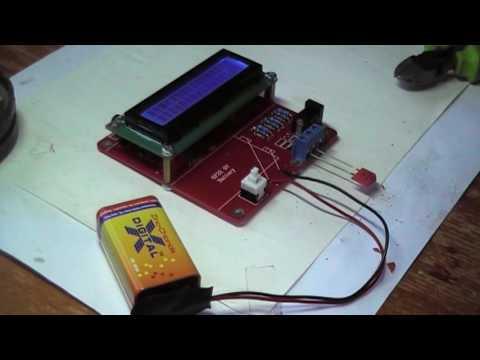 Как уменьшить емкость конденсатора