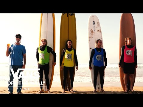 Vans Joel Tudor Duct Tape Invitational Zarautz   Surf   VANS