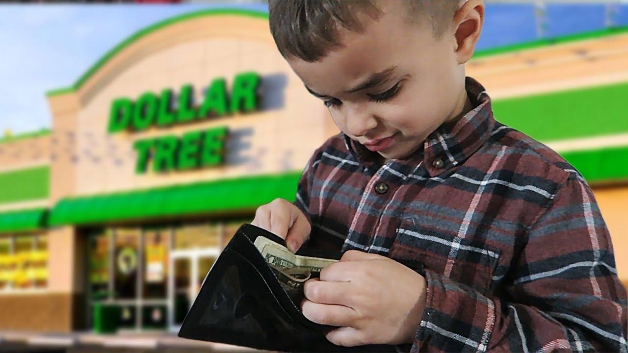 Dollar tree shopping spree