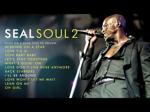 Seal - I'll  Be Around [Audio]