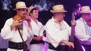 Веселые молдавские песни