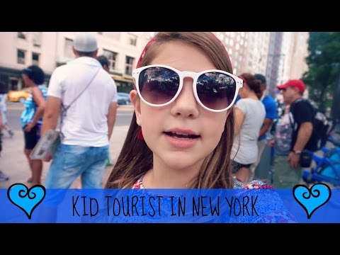 Annie in New York Day 3 | Central Park & Subway Coney Island