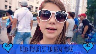 Annie in New York Day 3   Central Park & Subway Coney Island