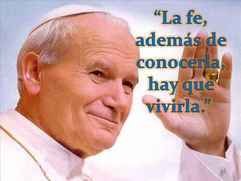 Grandes Frases De Juan Pablo Ii