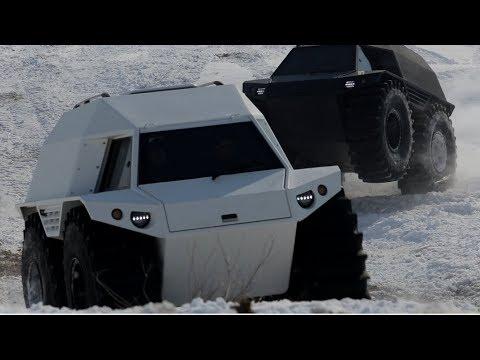 Thor - All Terrain 4 Wheels ATV | Steemhunt
