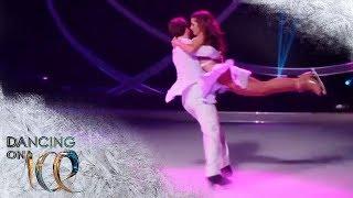 Sarah Lombardi lässt es auf der Eisfläche krachen! | Dancing on Ice | SAT.1 TV