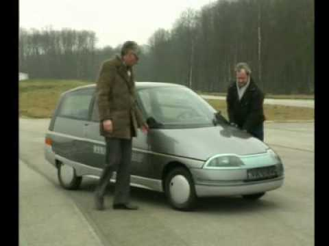 Ii Prueba Prototipo 1988 Renault Vesta 80OnwXPk