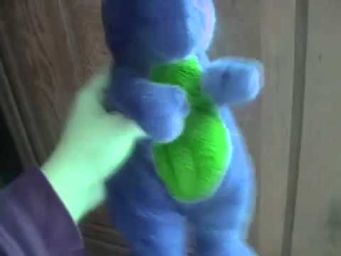 barney doll explodes youtube