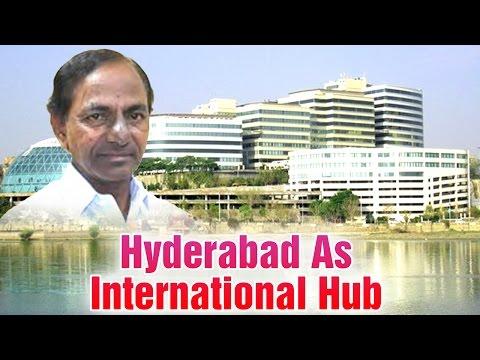 CM KCR Plans To Develop Hyderabad As International Hub - Teenmaar News (05-02-2015)