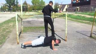 Street Workout - Ohrid ²º¹³