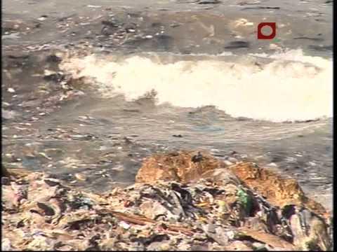 Rubbish Mountain in Saida with @Sobhiyanajjar جبل النفايات في صيدا