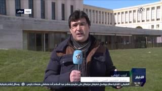 الجعفري ينفي ضغوط روسية على وفد النظام في جنيف