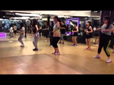 DNA celebrity fitness singapore