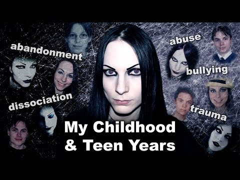 My Childhood & Teenage Years as a Transgender Schizophrenic with PTSD