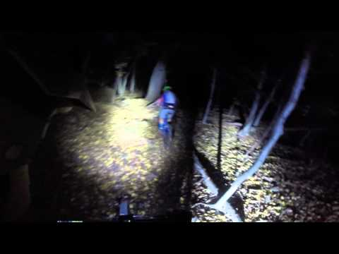 GoPro: Night Ride at ALPINE boyscout trail