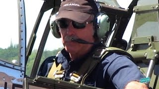 The Future of Fantasy of Flight told by Kermit Weeks before flying the P-51 3-29-2014