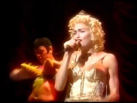 Madonna - Like A Virgin [Blonde Ambition Tour]