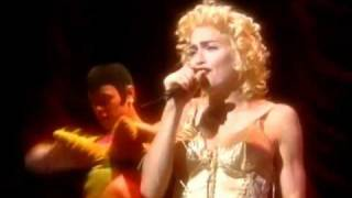Madonna - Like A Virgin [Blonde Ambition Tour]