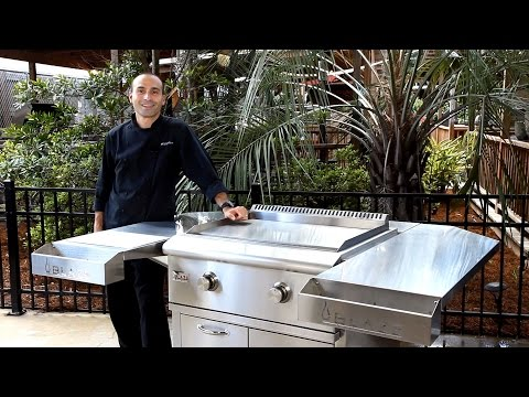 Blaze Gas Griddle Review | Flat Top Grill | BBQGuys.com