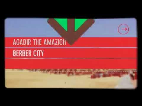 Agadir amazigh berber city